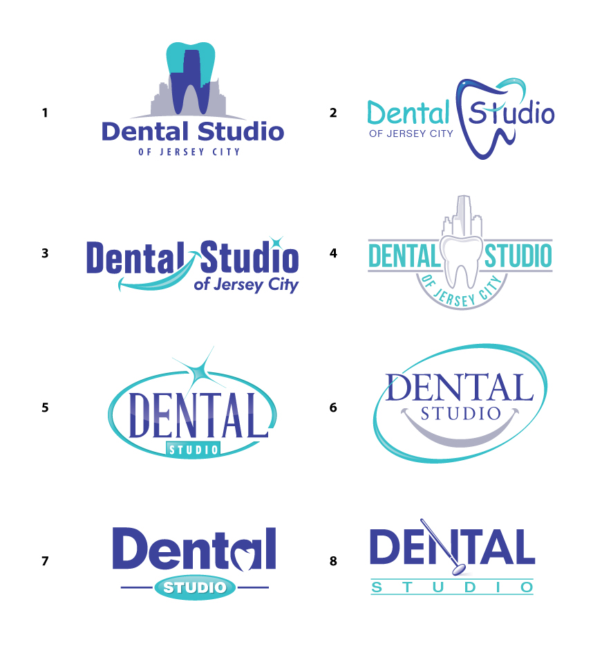Dentist Logo Design Samples| MDesign Media