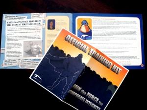 captain-advantage-brochure-envelope-design