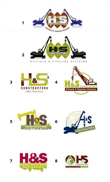samples of industrial logo designs