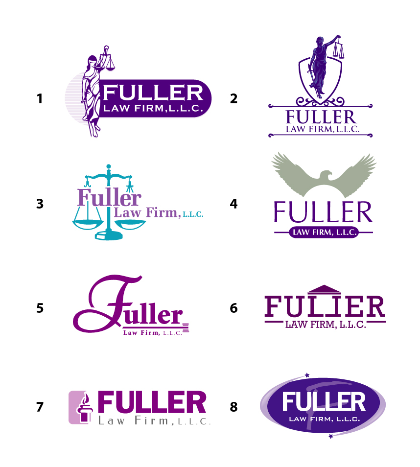 Law Related Logo Design Samples