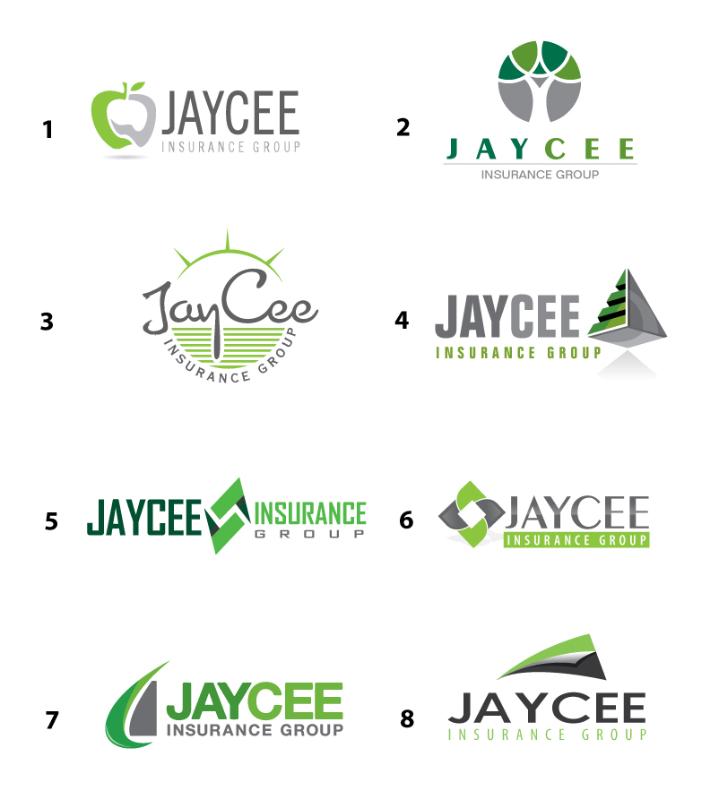 Insurance Agency Logo Design