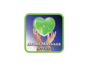 Atlas Massage Services Logo Design