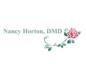 Nancy Horton DMD Logo Design
