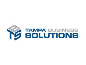 Tampa Business Solutions Logo Design