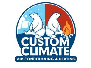 air conditioning logo design