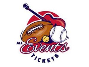 event ticket logo design