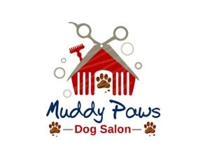 groomer logo design
