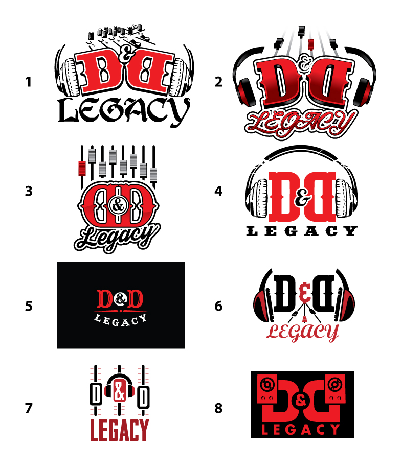 photography videography logo design samples mdesign media