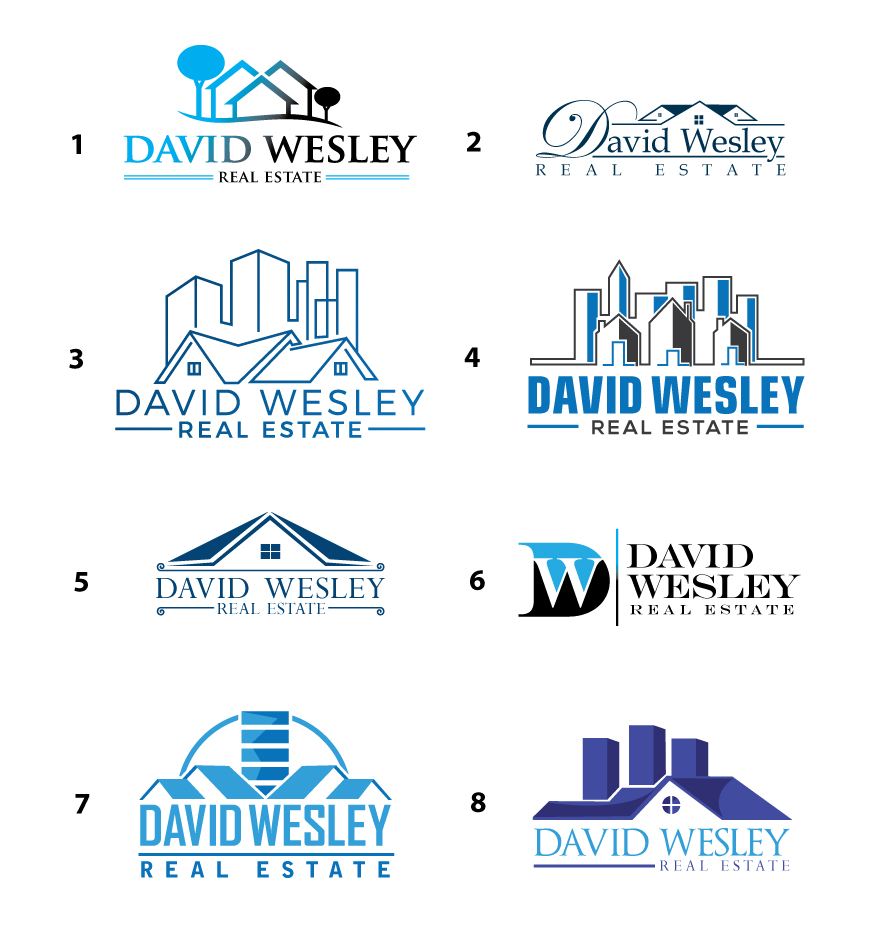 real estate logo design samples mdesign media
