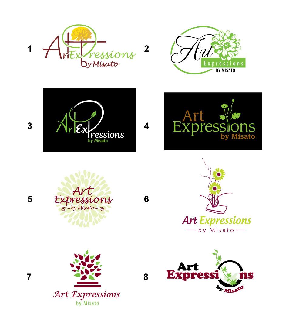 tree flower logo design samples mdesign media