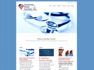american-heart-website-design