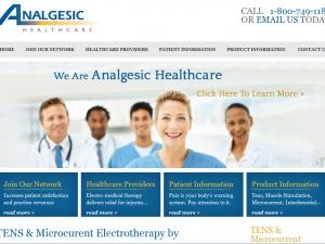 analgesic-healthcare-website-design_0