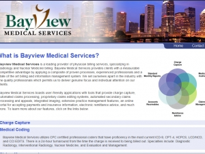 bayview-medical-services-website-design