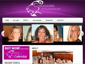 cougars-website-design