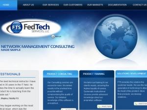 fed-tech-services-website-design