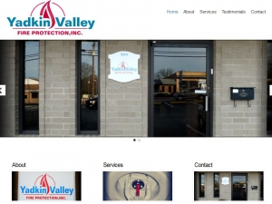 fire-protection-web-design