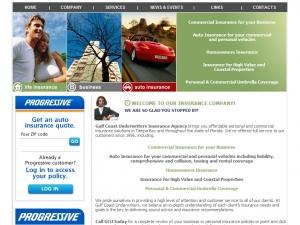 gcu-insurance-website-design