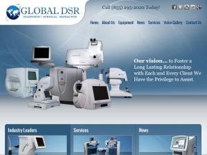 globaldsr-web-design