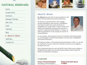 natural-seminars-website-design